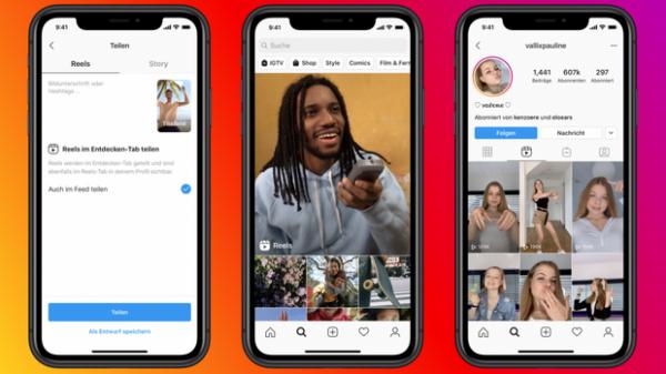 Instagram reels: opportunities for social media marketing